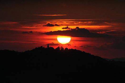 Sunset by Oliver Svob