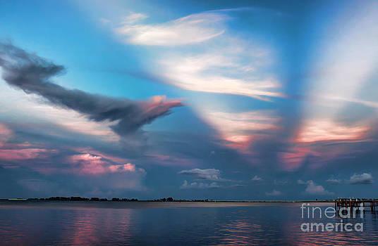 Jeff Breiman - Sunset On Sanibel Island