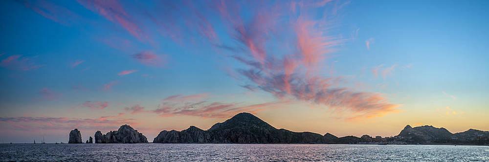 Sunset Over Cabo by Sebastian Musial