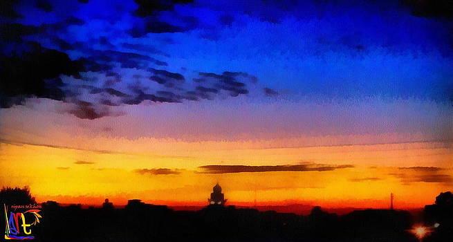 Sunset by Ripan Sekhon