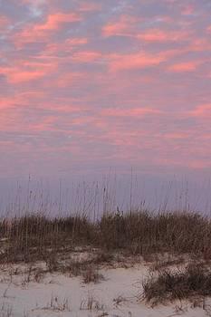 Sunset Sand Dunes by AR Annahita