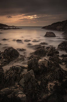 Sunset Seascape by Andy Astbury