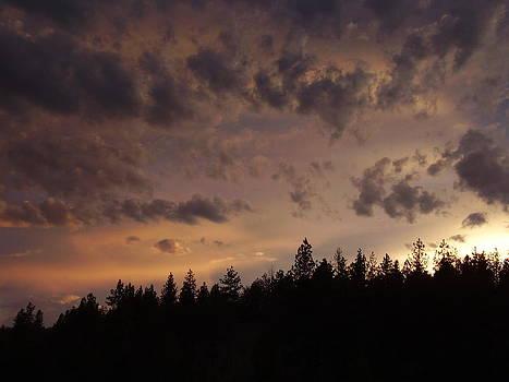 Sunset by Yvette Pichette