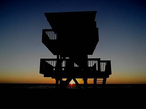 Sunsets Days End by Bruce Kessler