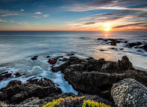 Sunshine On the Water by Dan Girard