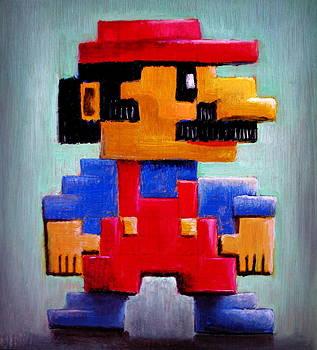 Super Mario by GuoJun Pan
