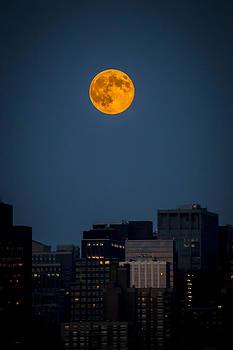 Super Moon by Andrew Kazmierski