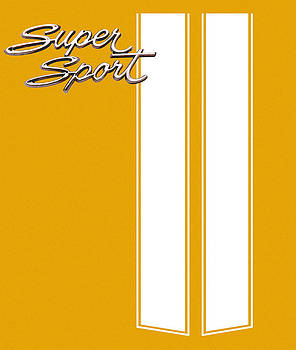 Super Sport Yellow by Gabe Arroyo
