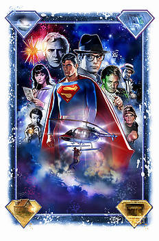 Superman Art by Gerardo Moreno Illustrator