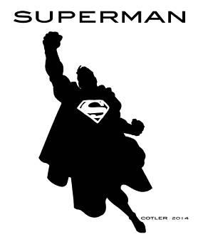 Superman by GR Cotler