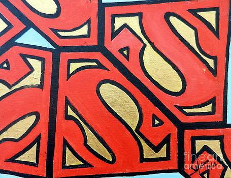 Superman by Juan Molina