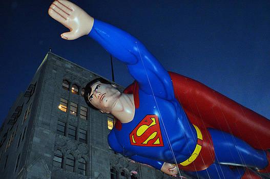 Cindy Nunn - Superman Over Hollywood 1