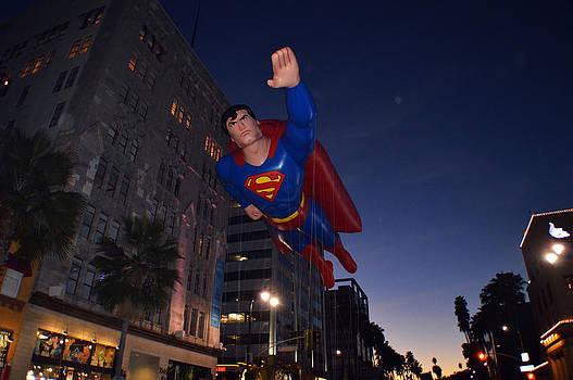 Cindy Nunn - Superman Over Hollywood 2
