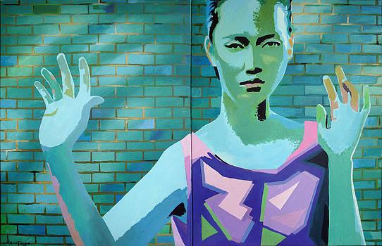 Supermodel Arrested by Geoff Greene