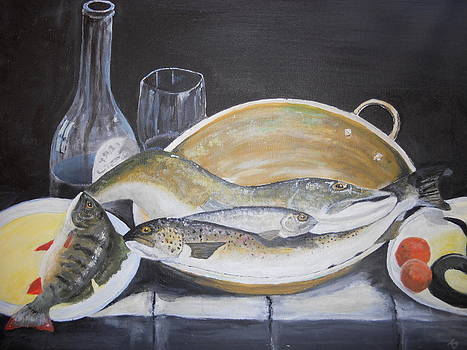 Supper by Stephen Thomson