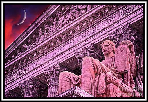 Supreme Court Equal Justice by Joseph J Stevens