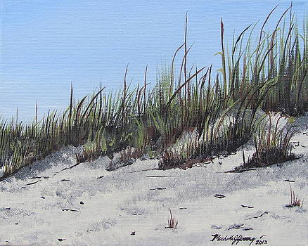 Surf City Dunes by Michelle Young