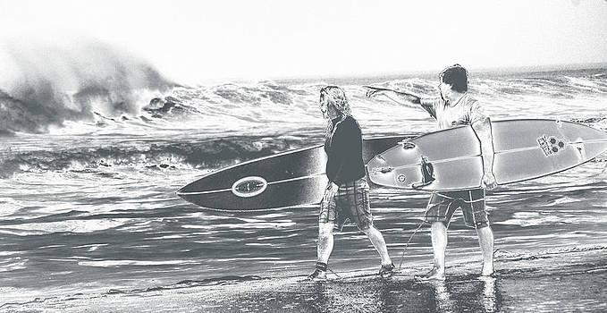 Surf Spray by DM Werner