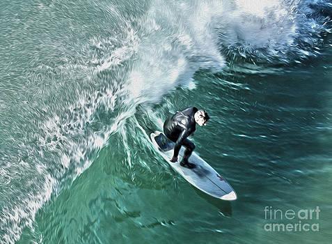 Gregory Dyer - Surfer - 01