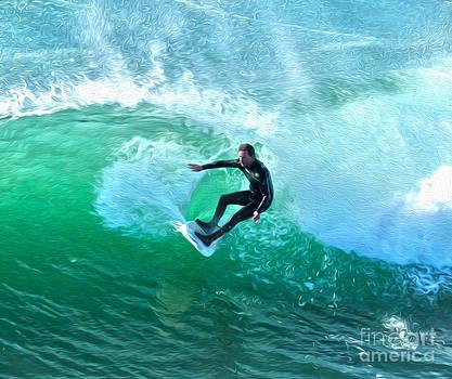 Gregory Dyer - Surfer - 05