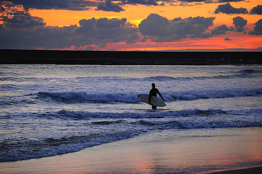 Surfer by Giovanni Chianese