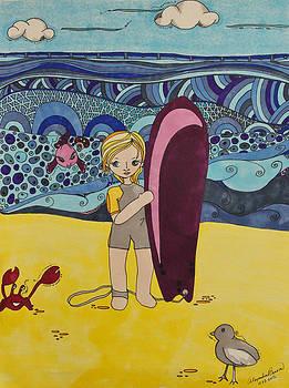 Surfer Girl by Alexandra Benson