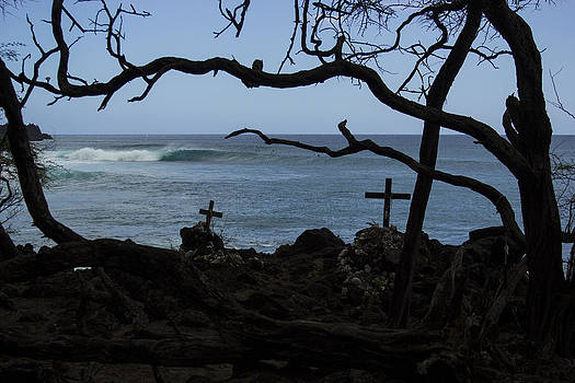 Surfers Resting Grounds by Brad Scott