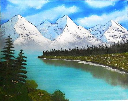 Surprise Lake 2 by Jared Swanson