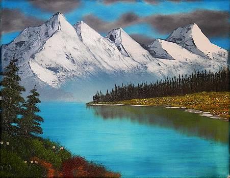 Surprise Lake by Jared Swanson