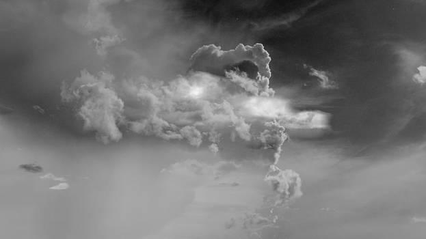 Surreal Cloudscape Series 1 by Joseph Desmond