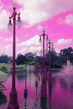 Surreal New Orleans by Louis Maistros