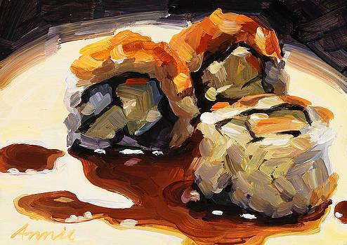 Sushi by Annie Salness