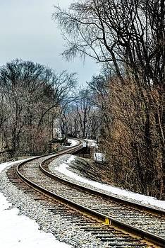 Susquehanna S Curve by Mark Cranston