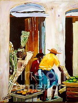 Suttle Street Saturday by Carlston Hamblin