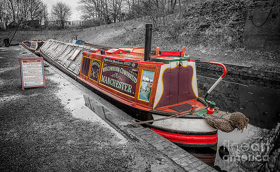 Adrian Evans - Swallow Canal Boat