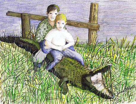 Swamp Boys by June Holwell