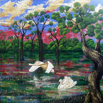 Swan Heaven by Susan McLean Gray