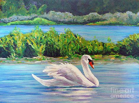 Swan Lake by Gayle Utter