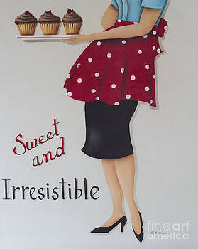 Sweet and Irresistible by Catherine Holman