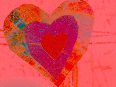 Sweet-candy-Heart by Dorothy Rafferty