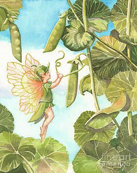 Sweet Pea by Ann Gates Fiser