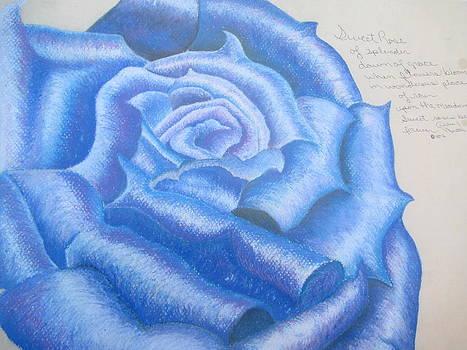 Sweet Roses Be by Debbie Nester