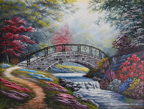 Sweetheart's Bridge by Gary Adams