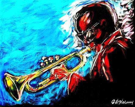 Swing by Aaron Harvey