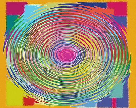 Swirl 1 by James Raynor