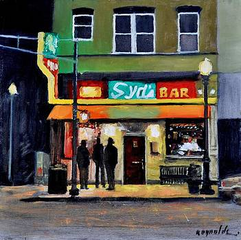 Syd's Bar by John Reynolds