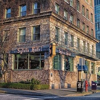 #sylviahotel #vancouver #rx1 by Ron Greer