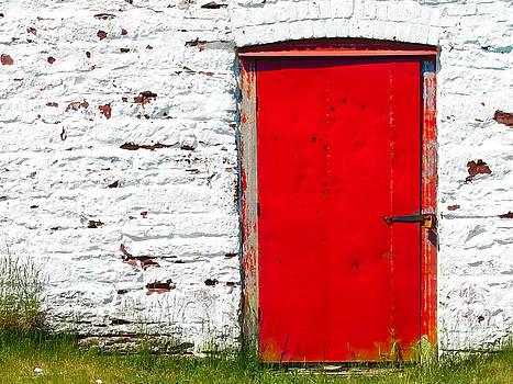 Matt Dobson - Symbolistic White Wall