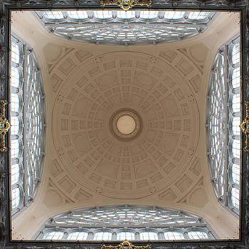 Symmetric Dome by Danny Motshagen