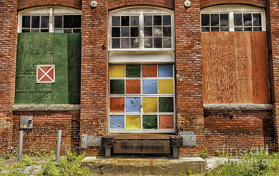Thomas Schoeller - Symmetry-Old Manufacturing Mill